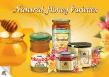 Raw Natural Bee Honey