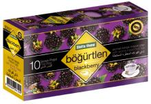 Blackberry Flavored Mixed Fruit Tea GMP Certified