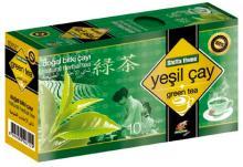 Green Tea Natural Herbal Fruit Teabags
