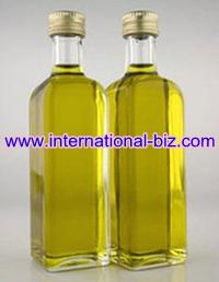 Natural Cold pressed Hemp seed oil