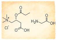 Glycine Propionyl-L-Carnitine HCl /CAS: 423152-20-9