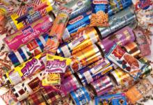 flexible packaging materials for foods