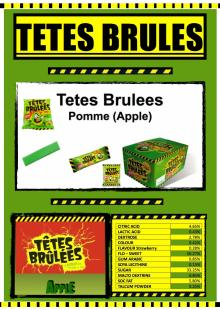 Tetes Brulees Apple