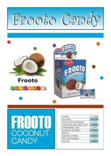 Frooto Coconut
