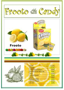 Frooto Lemon