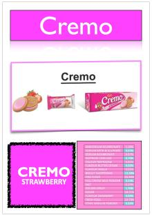 Cremo Biscuit