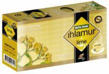 Linden Herbal Tea Natural Fruit Flavour Teabags