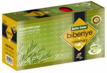 Rosemary Herbal Tea Natural Fruit Flavour teabags GMP