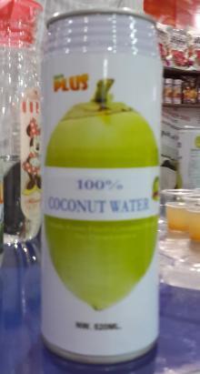 Coconut water 100%