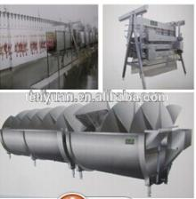 CE approved duck plucking machine from China