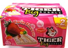 Tiger Big Bubble Gum
