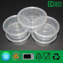 Disposable Plastic Food Container for Salad 300ml