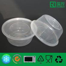 Plastic Lunch Box for Food Storage 750ml