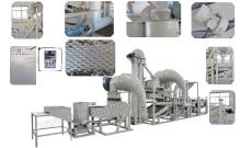 TFKH-1200 Sunflower Seeds Hulling and Separating Line
