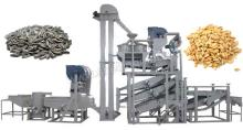 1000kg/h Sunflower Seeds Hulling Machine