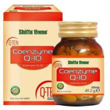 COENZYME Q 10 TABLET Natural Herbal Health Food Supplement