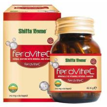 FERROVITEC HERBAL MIXTURE WITH MINERAL AND VITAMINS NATURAL HERBAL VITAL HEALTH SUPPLEMENT 710 mg