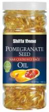 Pomegranate Capsule 1000 mg Natural Herbal Vital Health Food Supplement