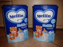 Mellin baby milk