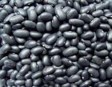 Dried Black Kidney Beans or Black Beans