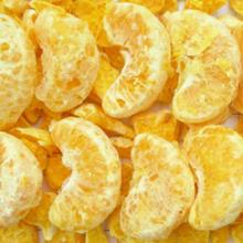 Dried orange low sugar