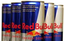 Red Bull Energy Drink Red / Blue / Silver 250ml Can Austria Original