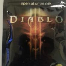 Diablo Herbal Incense (10 grams)