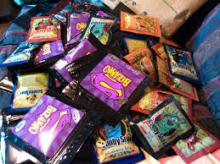 Variety 3g packs incense blends wholesale