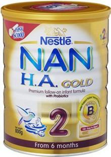 Nestle Nan Comfort Products Netherlands Nestle Nan Comfort