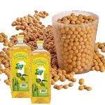 Refine Soya beans oil