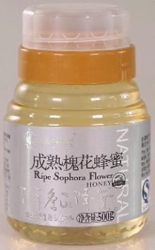 Wild acacia flower honey