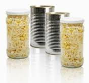 Canned Bean Sprout in Brine