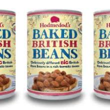 canned bean from broad beans