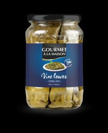 Copy of Gourmet a La Maison - Vine Leaves
