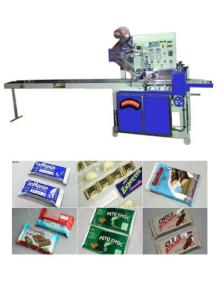 Chocolate Bars Packing Machine