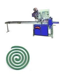 Mosquito Coil Packaging Machine