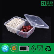 Disposable Plastic Food Container (650ml)