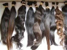 Large Stock 6A Virgin Brazilian Virgin Human Hair for Sale