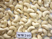 Cashew Nuts WW180 , WW240 ,WW320 , WW450 , WS , LP, SW ,SS, DW