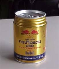 thailand red bull drink