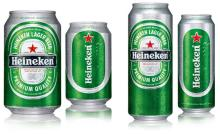 Heineken Lager Beer 33cl Can