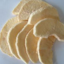 Crispy Healthy Freeze Dried Fruit Sliced Apple Snacks Wholesale
