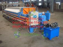 good filtering result membrane filter press