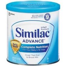 Similac advance nutrition