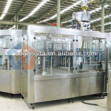 tea washing filling capping system