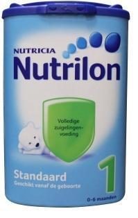 Nutrilon Dutch baby milk powder
