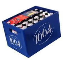 Kronenbourg 1664 Blanc Blue Bottle 33cl Foe sale