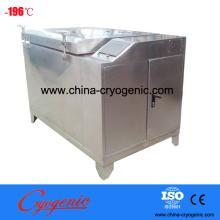 -196C cryogenic freezer 500L