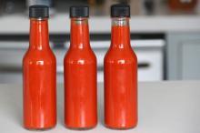Dried Hot Chili Pepper