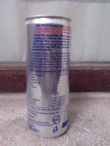 Red Bull 250ml drink